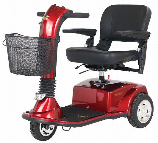 ECV Scooter
