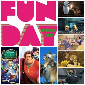 Funday March 2017