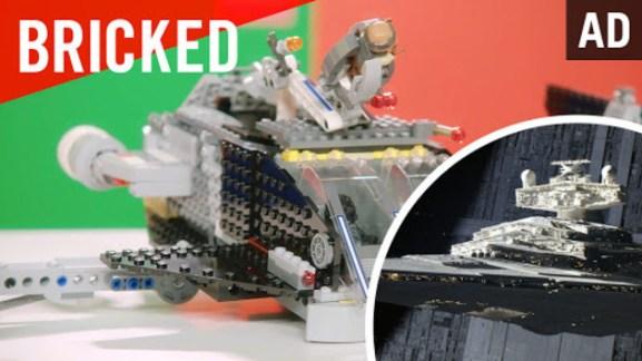 star wars lego bricked