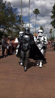 Captain Phasma Leads the Way - Wordless Wednesday