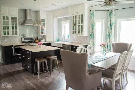 summer kitchen decor ideas 4