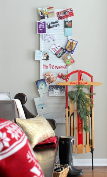 Christmas Shutterboard