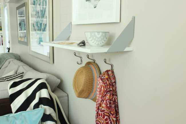 ENTRY shelf from IKEA