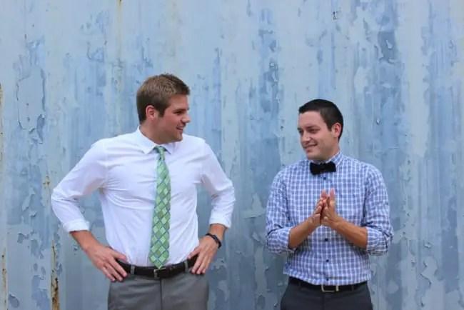 Matt and Finn