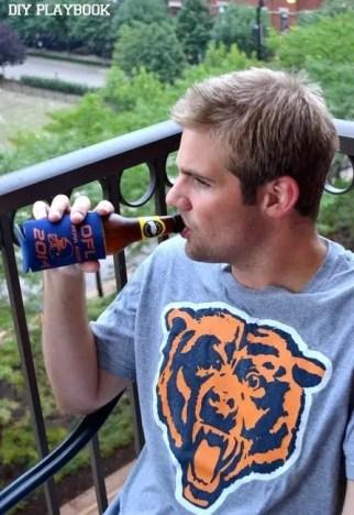 Finn-Drinking-Beer