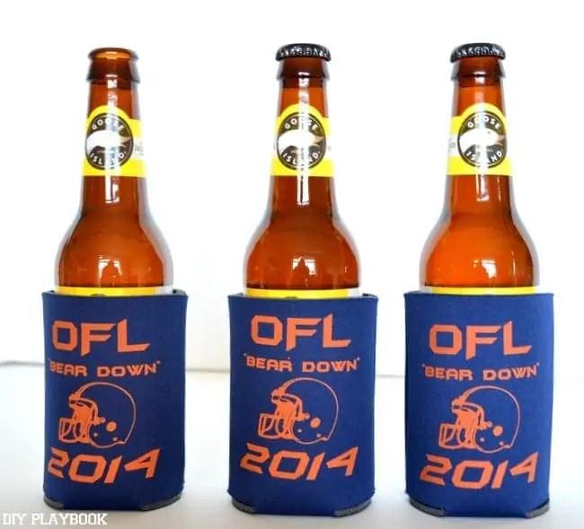 Three-Beer-Bottles