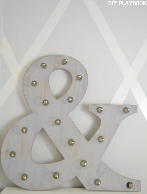 Ampersand-Marquee-Sign