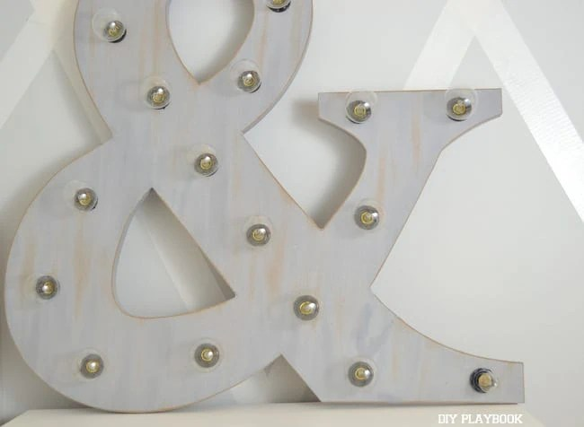 Ampersand-Wall-Art