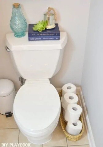 Basket-of-TP-toilet