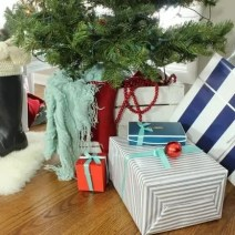 christmas tree gifts