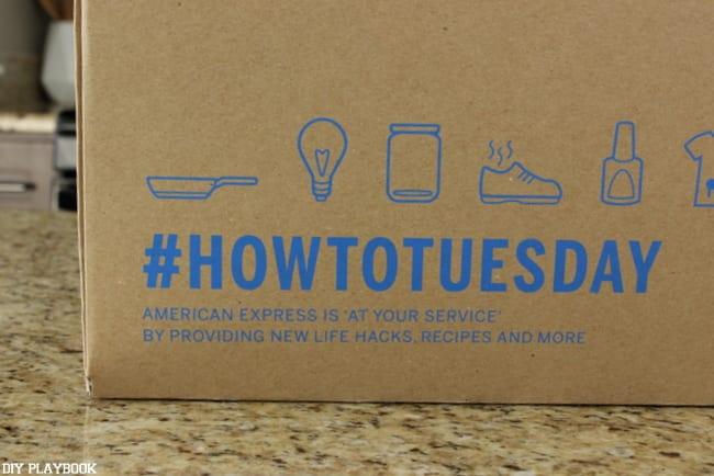 #howtotuesday