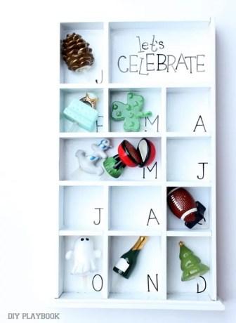 let's celebrate mini