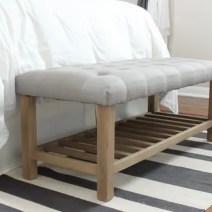 bench bedroom