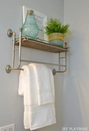 White-Towels-Hanging
