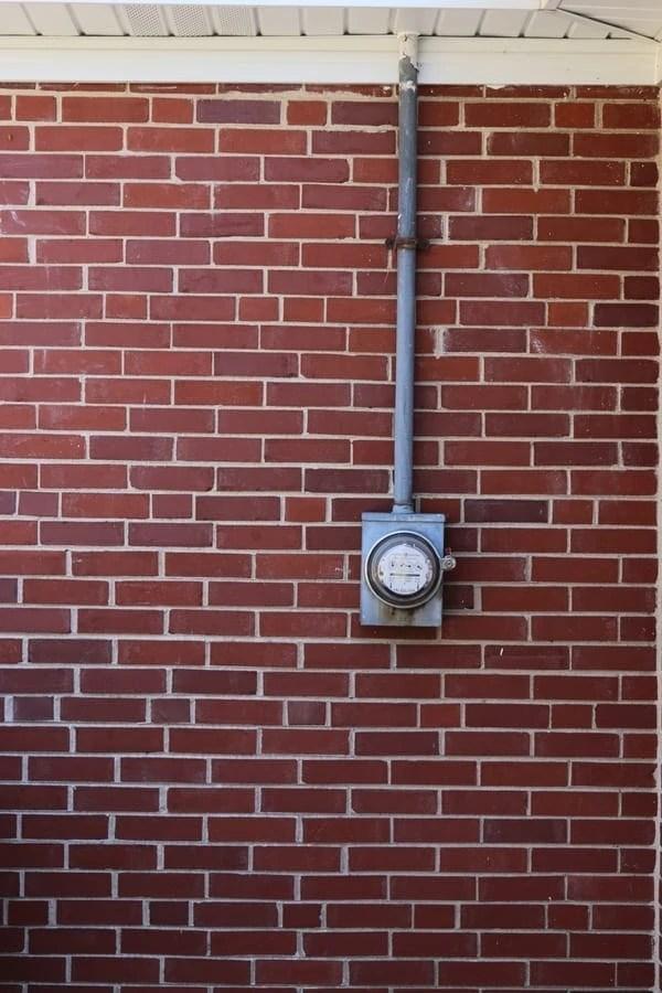 meter before