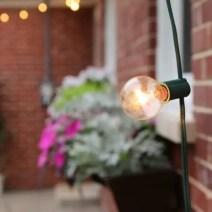 string lights patio