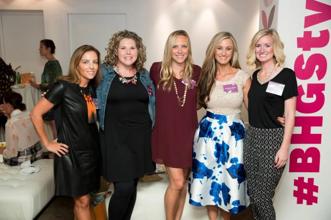 bhg stylemaker event nyc