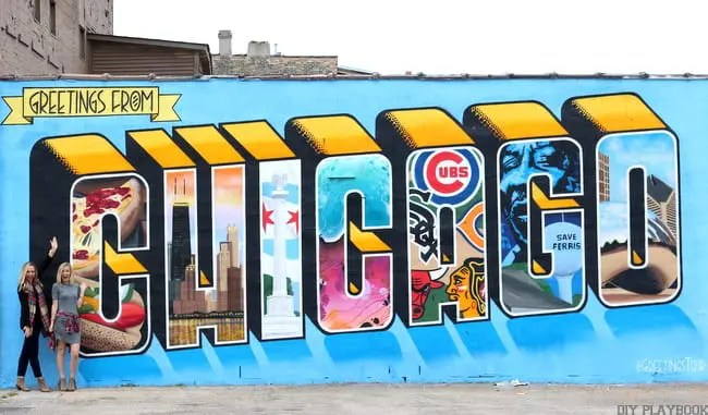 Chicago Wall Art Bridget Casey Rookies