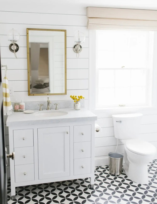 Patterned+Floors+and+Shiplap+Walls+--+Studio+McGee