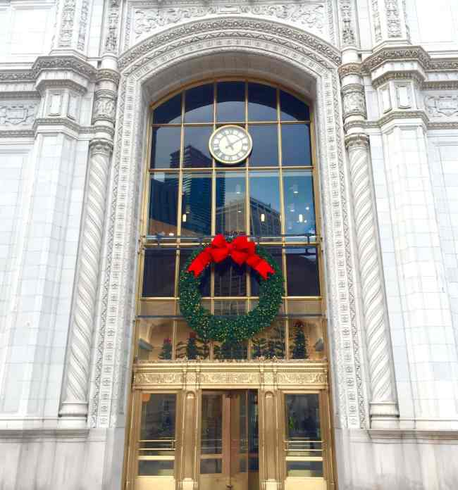 Christmas-chicago-wreath
