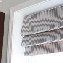 striped-faux-roman-shades-window