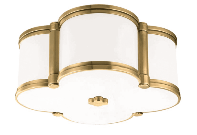 light-fixture-aged-brass