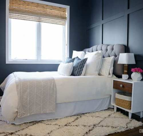 View More: http://i1.wp.com/thediyplaybook.com/wp-content/uploads/2016/05/augusta-guest-room.jpg?resize=500%2C475