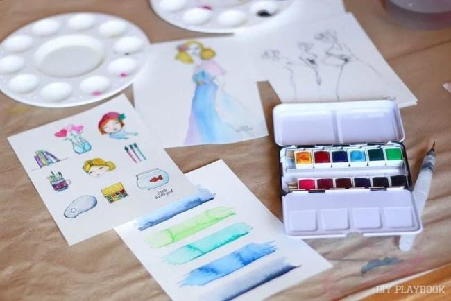 watercolor-craft-paint-carmel-michaels-makers