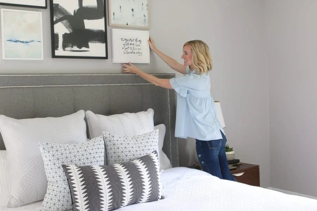 lowes-makeover-bedroom-reveal-gallery-wall-bridget