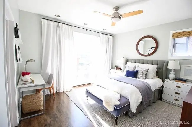 Tips To Create A Hardworking Home Office Space In Your Bedroom