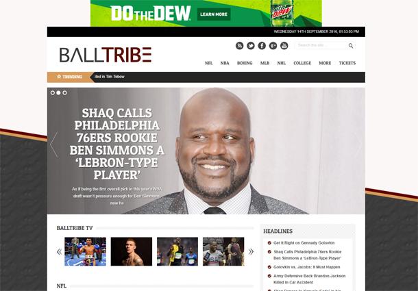 Balltribe.com