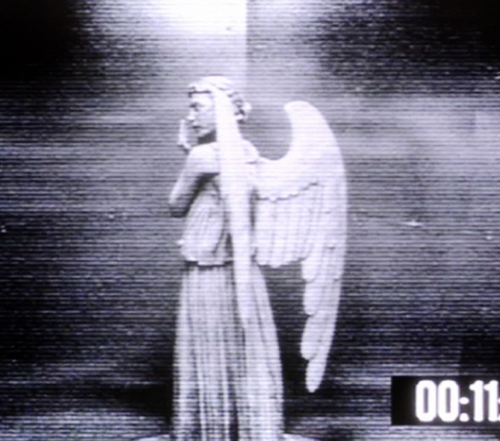 The Time of Weeping Angels
