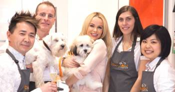 FB AmandaHolden_Buddy_BowWowLondonDogGrooming_Launch_1