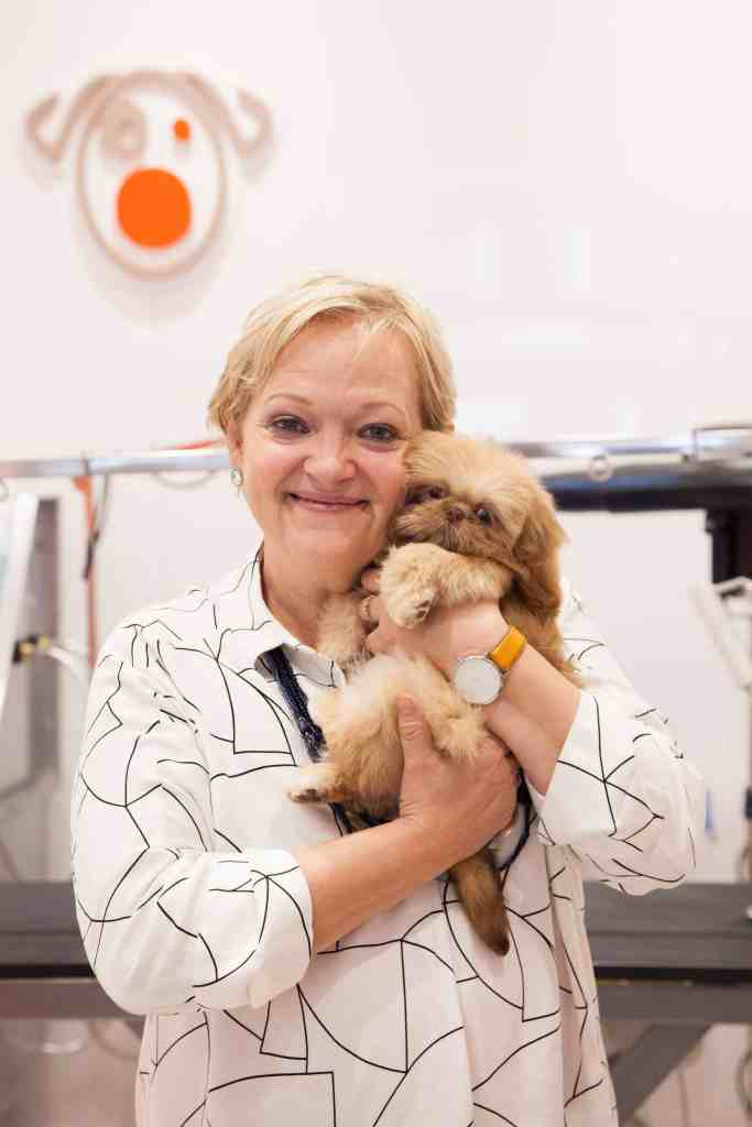 Maria Friedman Dog Bingy Bow Wow London Dog Grooming Launch_1