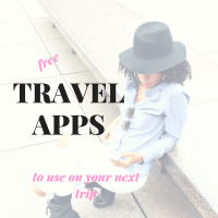 Travel Apps to Use on Your Next Trip