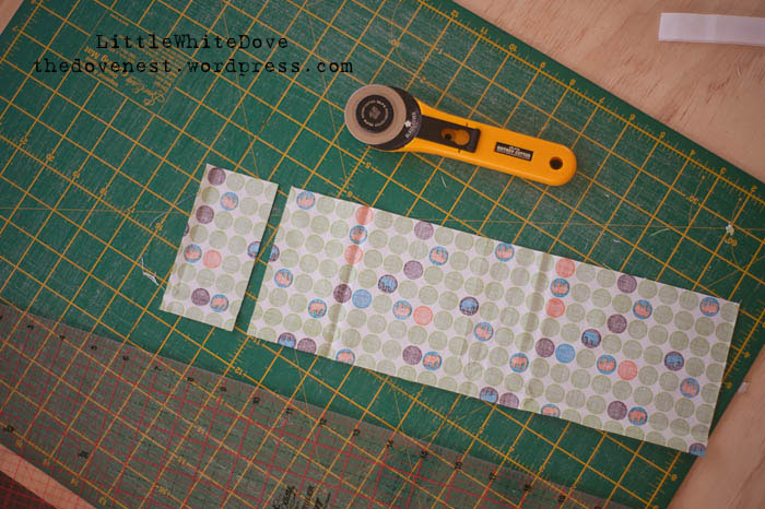 childs wallet tutorial step one