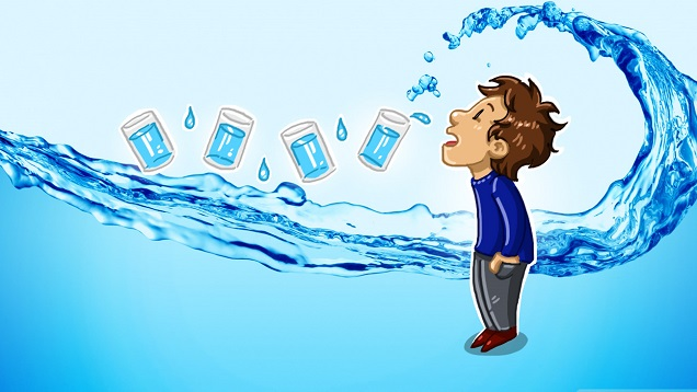 How Much Water Does Your Body Need To Lose Weight? » Dr. Buff
