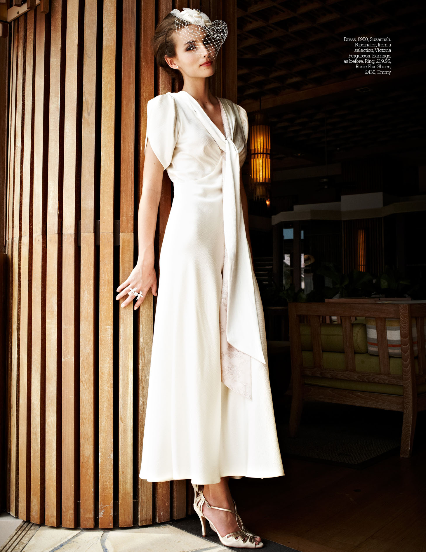 s and s inspired suzannah wedding dresses hit the fashion pages midi wedding dress Share this