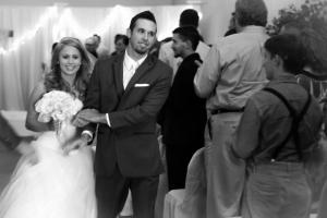 jordan and I wedding