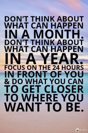mind goal