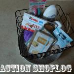 saturday youtube action shoplog