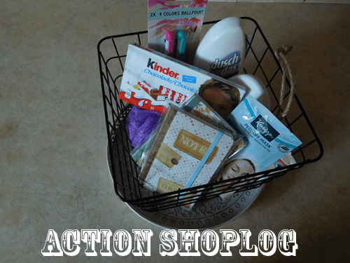 saturday youtube action shoplog
