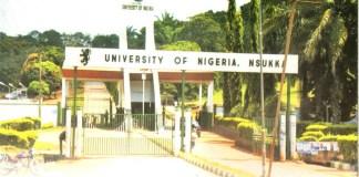 University of Nigeria Nsuka Gate