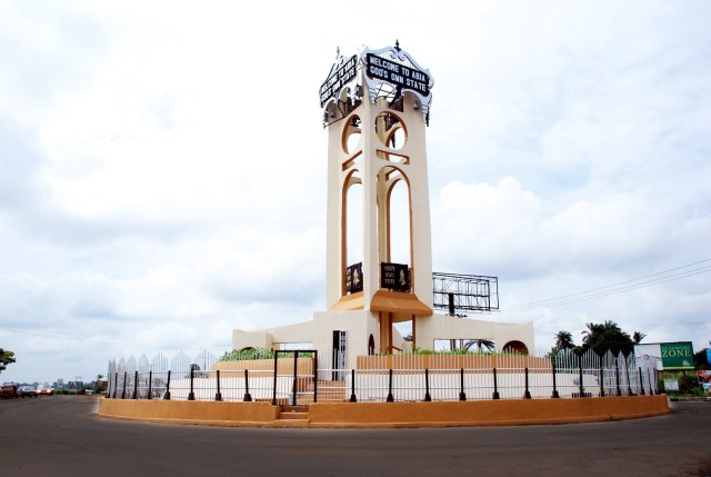 Abia Tower at Umuahia