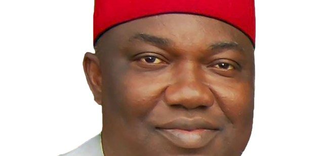 Enugu governor, Ifeanyi Ugwuanyi