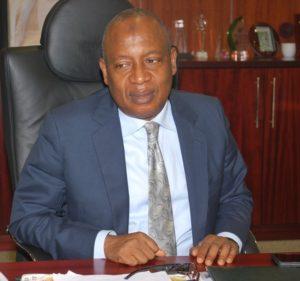 Alhaji Suleiman Barau, Deputy Governor, Corporate Services Directorate, Central Bank of Nigeria (CBN)