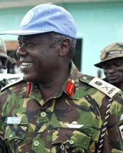Lt. Gen. Daniel Opande, first force commander, UN Mission in Liberia