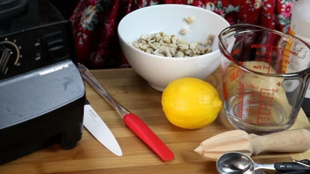 cashew sour cream recipe