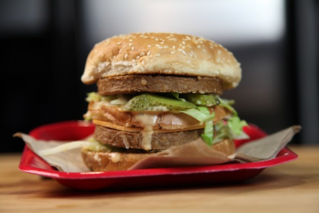 vegan big mac recipe