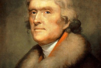 Thomas Jefferson (Image: public domain)